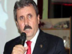Mustafa Destici'den AK Parti'ye teklif!