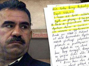 İşte Abdullah Öcalan'ın Mektupları