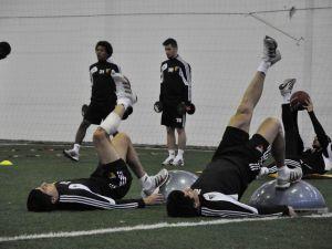 Kayserispor Mersin İdmanyurdu Maçı Hazırlıklarına Başladı