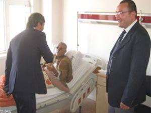 Bünyan Belediyesi'nden hastaları sevindirecek LCD