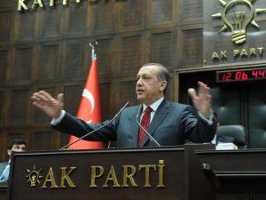 Erdoğan'ın Son Parti Grubu Konuşması