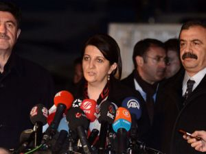 BDP Grup Başkanvekili Pervin Buldan: