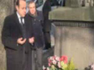 Ahmet Kayanın Mezarı Geliyor
