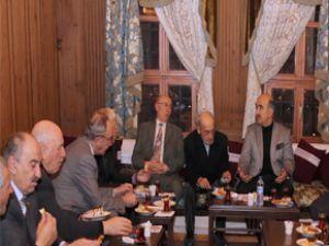 Talas belediyesini duygulandıran buluşma