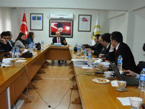 Seydişehir Belediyesi mevka toplantısına ev sahipliği yaptı