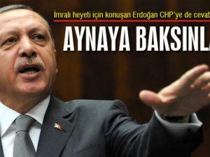 Başbakan Erdoğan Chp ve Bdp'yi Boş Geçmedi