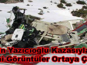 Muhsin Yazıcıoğlu Kazasıyla İlgili Yeni Görüntüler Ortaya Çıktı!