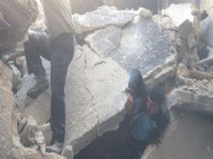 Esed Halep'te ölüm saçıyor!