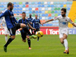 Kayseri Erciyesspor, Gençlerbirliğini 1-0 mağlup etti