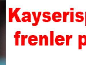 Kayserispor'da frenler patladı