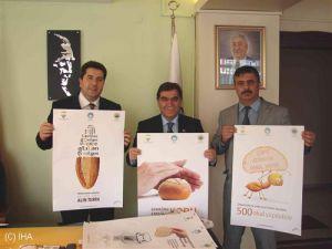 ALAN:Ekmek İsrafını Önleme Kampanyası'na Destek Verdi