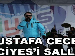 MUSTAFA CECELİ ERCİYES'İ SALLADI-video