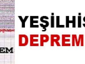 YEŞİLHİSAR 2.0 İLE SARSILDI