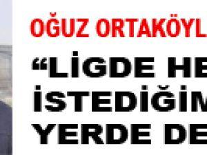 """""""ESKİŞEHİR DEPLASMANINDAN HAK ETTİĞİMİZ BİR PUANLA DÖNDÜK"""""""