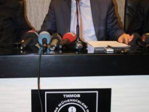 Mmo Başkanı Özkan'dan Doğalgaz Uyarısı