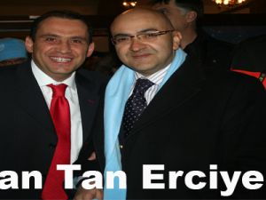 ERKAN TAN ERCİYES'TE