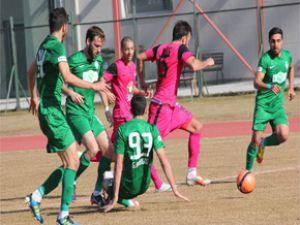 Hazırlık Maçında Erciyesspor Güldü