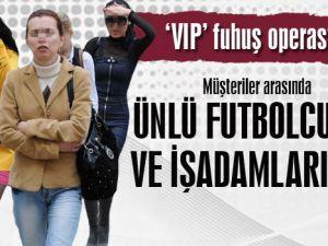 Ünlü Futbolcular Vergi Rekortmenleri Vip Fuhuş Baskını
