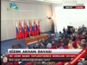 Başbakan Erdoğan salonu kahkaya boğdu