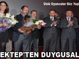 TAŞ MEKTEP'TEN DUYGUSAL GALA