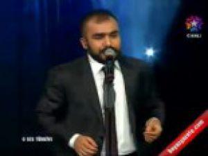 O ses Türkiye Final Mustafa Bozkurt  Ankara'nın Bağları İle hadise ve hülya'yı oynattı-video