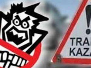 Organize Sanayi Bölgesi'nde Trafik Kazası: 4 Yaralı