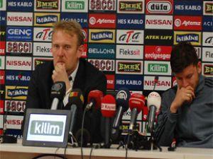 Prosinecki:Maç Sonrası Açıklamlar Yaptı