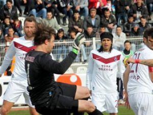 Trabzonspor çok fena dağıldı