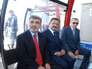 Başbakan Erdoğan erciyes'te hedef 2023 dedi