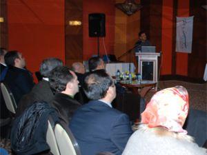 Başkan Özhaseki Adana İlçe teşkilatına Erciyes'i anlattı