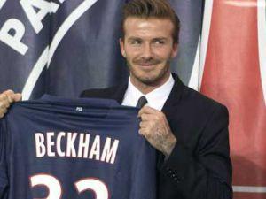 David Beckham'a asgari ücret teklifi