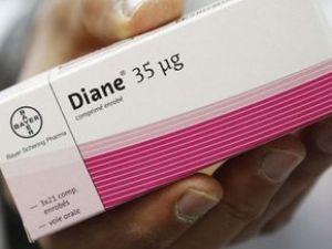 Sağlık Bakanlığı'ndan Diana 35 Yasağı