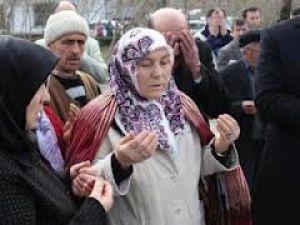 Kayseri'de Şehit Babasının Mezarını 59 Yıl Sonra Buldu