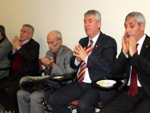 Kayseri'de Futbolda İz Bırakan Mustafa Alan Ve Bir Çok İsimler