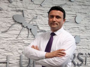 Melikşah Üniversitesi Rektörü Prof. Dr. Mahmut Mat: