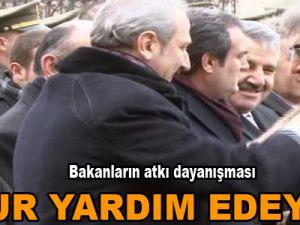 BAKANLARIN ATKI DAYANIŞMASI - VİDEO