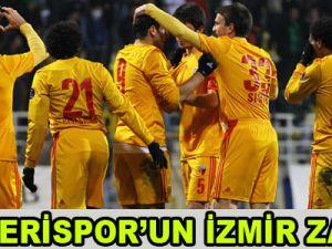 KAYSERİSPOR'UN İZMİR ZAFERİ - VİDEO