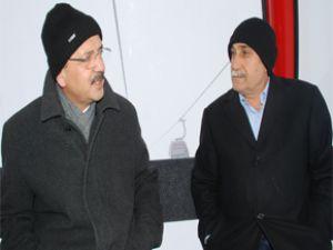 FAKIBABA ERCİYES'E HAYRAN KALDI