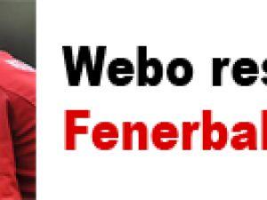 Webo resmen Fenerbahçe'de