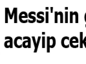 Messi'nin giydiği acayip ceket