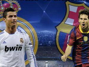 Ronaldo mu, Messi mi? Buyrun E Clasico'ya
