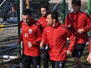 Erciyesspor'da 1461 Trabzonspor Hazırlıkları