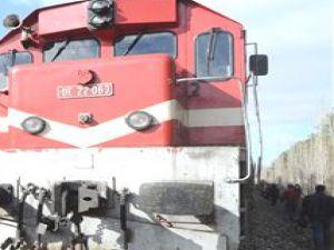 Kayseri'de  Treninin Altında Kalarak Öldü