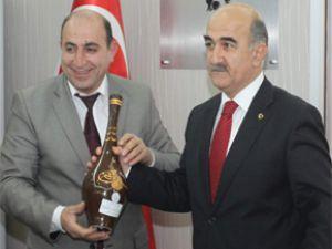 Talas esnafından rıfat başkana teşekkür: