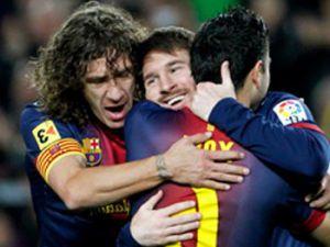 Messi Tek Başına Osasuna'yı Gole Boğdu - Video