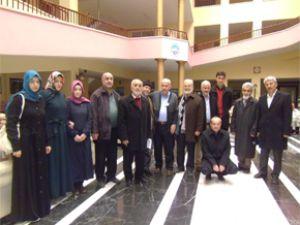 KAYSERİ MAZLUMDER'DEN HUZUREVİ ZİYARETİ