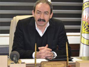 KAYSERİ SARRAFLAR DERNEĞİ BAŞKANI ÖMER GÜLSOY'DAN ALTIN AÇIKLAMASI