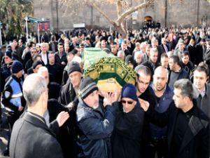 Elazigli Emekli Polis Memuru Sait Cakar, Kayseri'de Vefat Etti