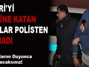 KAYSERİ'Yİ BİRBİRİNE KATAN HIRSIZLAR POLİSTEN KAÇAMADI
