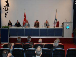 Altyapı Koordinasyon Merkezi Toplantısı Yapıldı